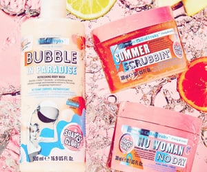beauty, skincare, and soap & glory image