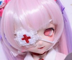 anime, bjd, and doll image
