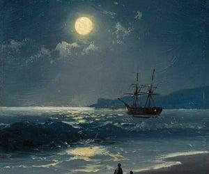 adrift, backgrounds, and art image