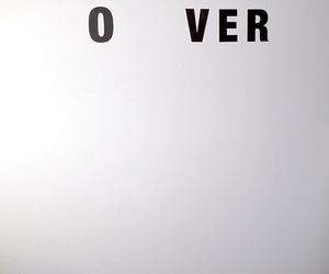 over, forever, and quotes image