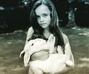 rabbit, actress, and cristina ricci image