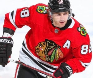 Ice Hockey, hockey, and chicago blackhawks image