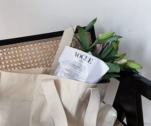 accessories, bag, and bouquet image