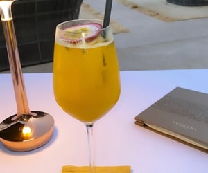 cocktail and travel image