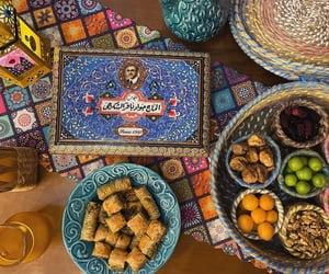 baklava, FRUiTS, and nuts image