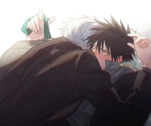 anime, jjk, and love image