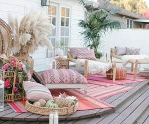 cozy, decoration, and garden image