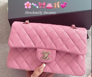 bags, chanel, and chanel bags image