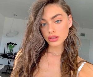 edit, girl, and model image