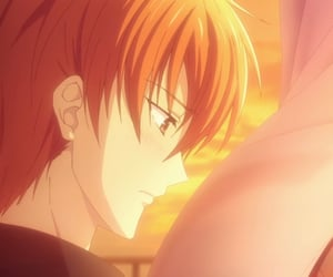 anime, handsome, and kyo sohma image