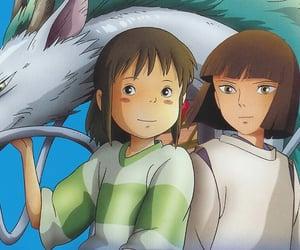spirited away and el viaje de chihiro image