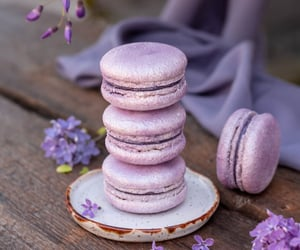 lavender, pretty, and purple image