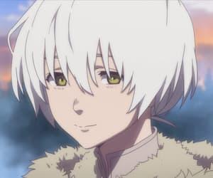 kawaii, anime boy, and fushi image