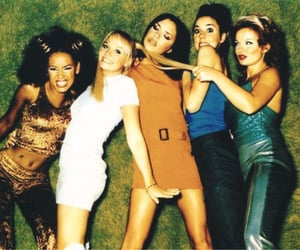 music and spice girls image
