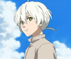 anime boy, fushi, and anime image