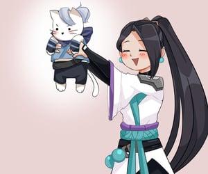 anime, art, and banner image