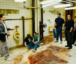 behind the scenes, saw ii, and saw 2 image