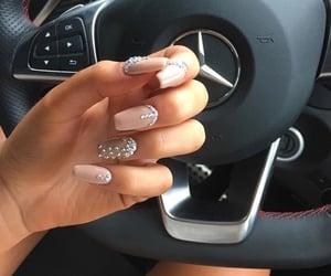 nails, uñas, and art nails image