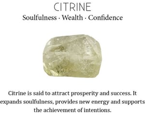 citrine, miney, and crystals image