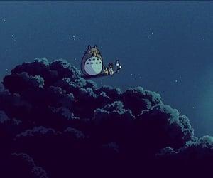 totoro, My Neighbor Totoro, and anime image