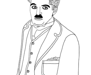 artist, caricatura, and caricature image
