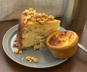 cake, cheesecake, and food image