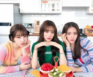 monday, jiyoon, and hyewon image