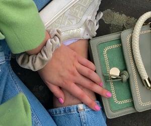 blogger, handbag, and fashion image
