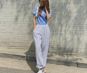 korean fashion, kfashion, and style image