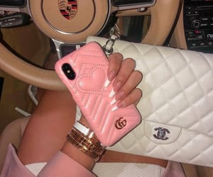 bling, chanel, and luxury image