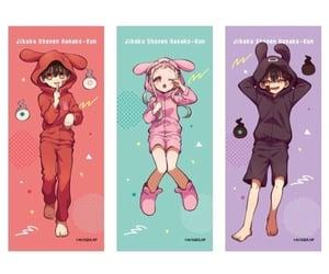 anime, hanako, and cute image