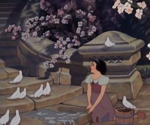 blossom, disney, and flowers image