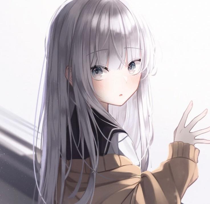anime, égirl, and icon image
