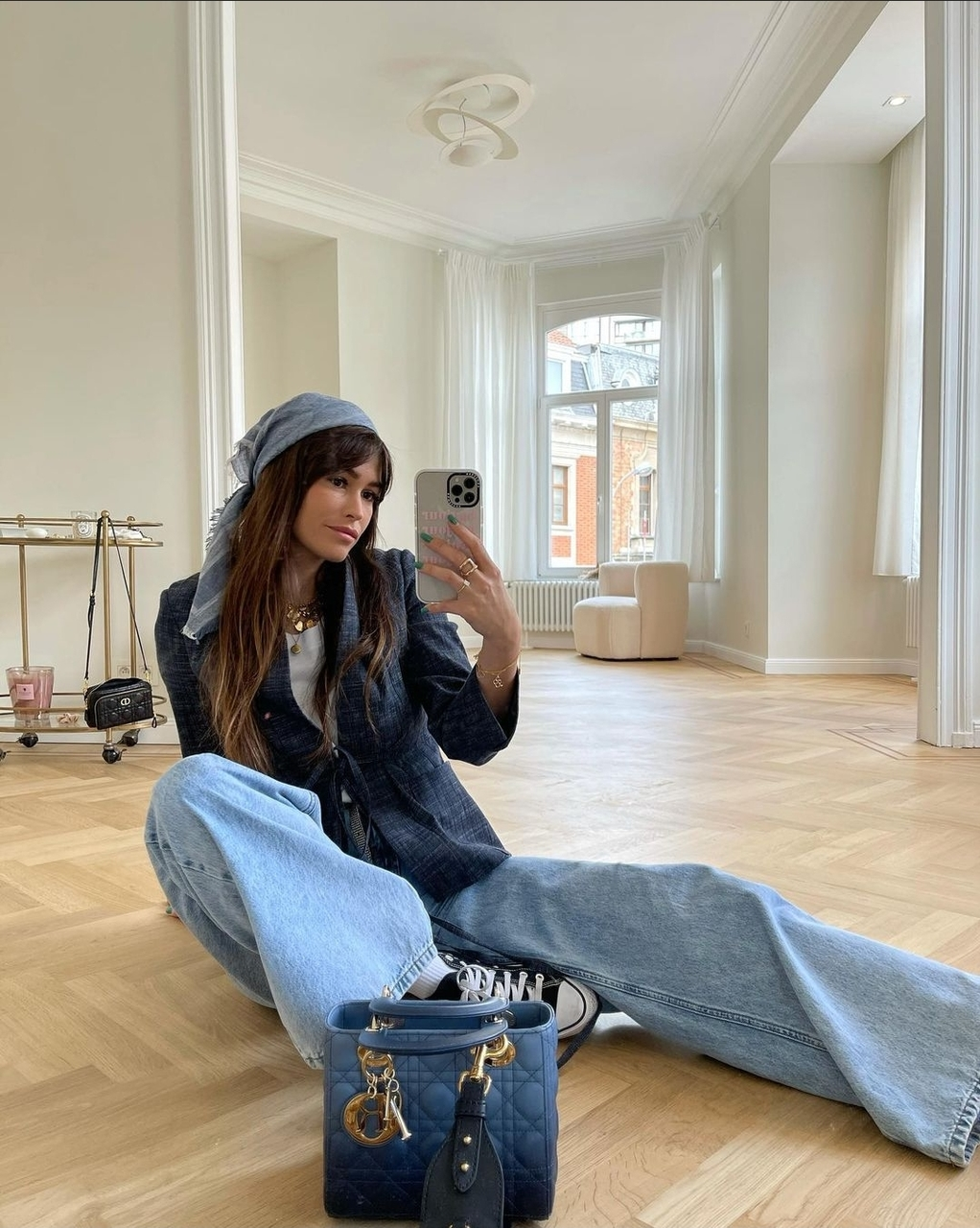 all star, dior, and fashion image