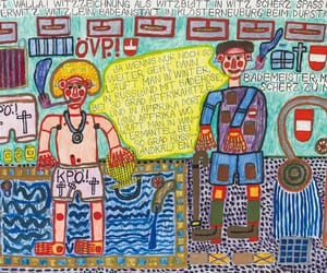 art, august walla, and artworks image