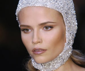 Alexander McQueen, Couture, and model image
