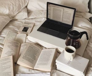 book, study, and coffee image