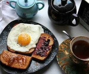 breakfast and toast image