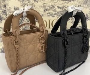 bag, dior, and fashion image