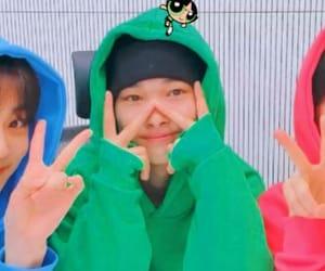 Matching 1 (powerpuff boys/jungwon, niki, sunoo)