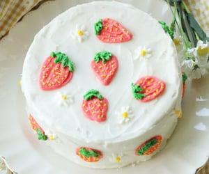 Adorable Strawberry Cake ~