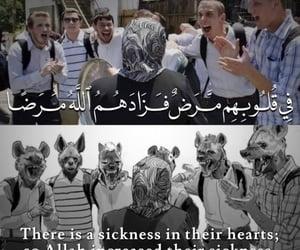 arabic calligraphy, islam, and palestine image