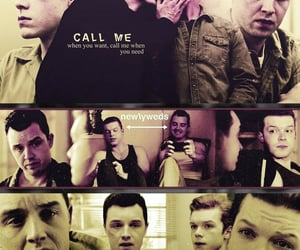 aesthetic, series, and mickey milkovich image