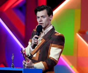Harry at the Brits 2021