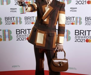 Harry Styles, brits, and brit awards image