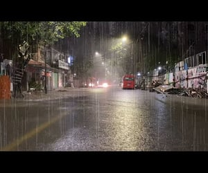 rain, video, and relaxing sounds image