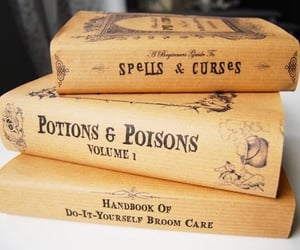 book, harry potter, and hufflepuff image