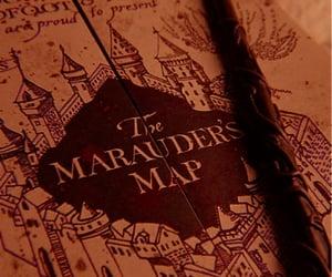 the marauder's map image