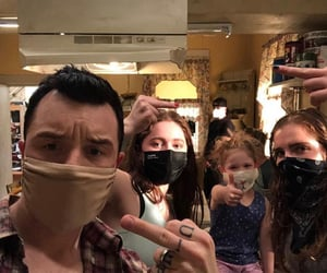 shameless, mickey milkovich, and emma kenney image