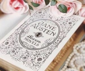 book, jane austen, and novel image